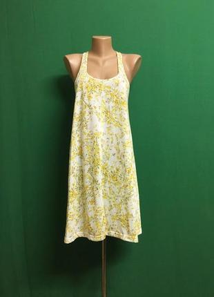 Пляжное платье-сарафан h&m