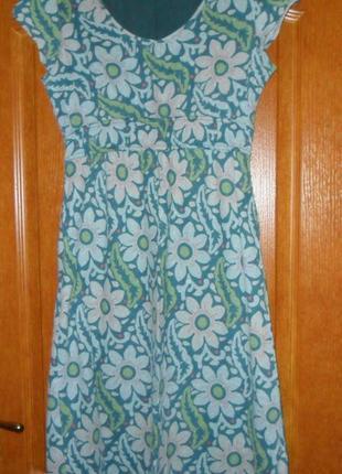 Платье - миди,хлопок,р 48-50