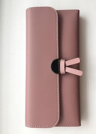Женский клатч baellerry lady розовый3