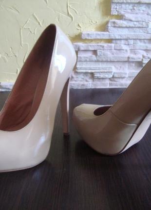 Туфли aldo ,натуральная кожа