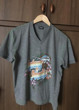 Стильная футболка на подростка р 165-175