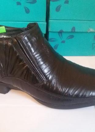 Брендовые высокие туфли felero