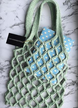 Авоська maxi👜 сумка сетка
