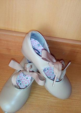 Туфли для танцев 26 р.