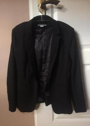 Блейзер жакет пиджак офисный повседневный