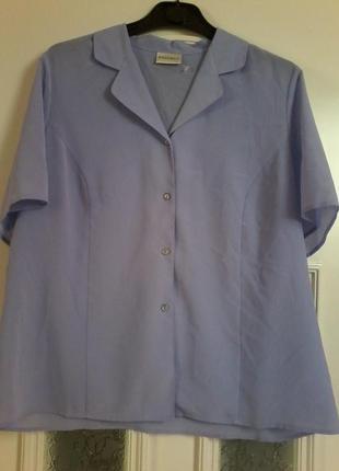 Нарядна блуза р. 20