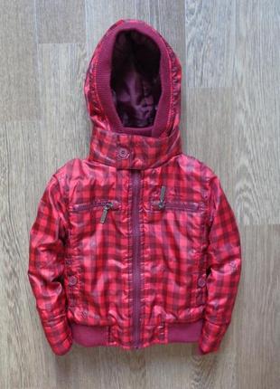 Куртка 12 - 18мес, длина 36см, ширина 34см, рукав 33см.