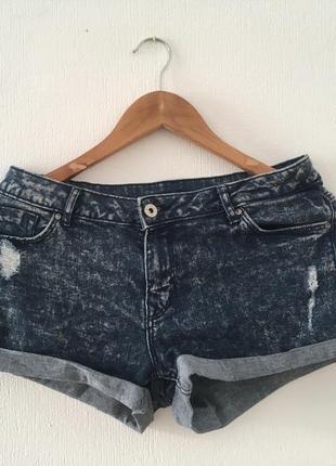 Шорты джинсовые divided