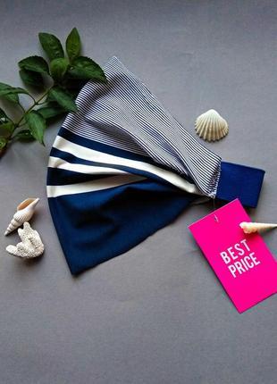 Бандана косынка под любой купальник cotton пляжная отдых платок убережет волосы