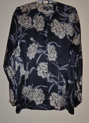 Шелковая блуза escada