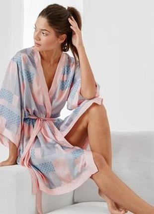 Халат кимоно размер 50-52 наш tchibo тсм