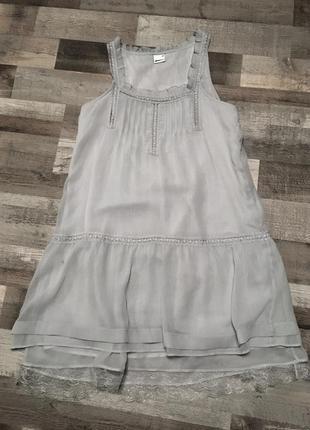 Невесомое платье gina tricot