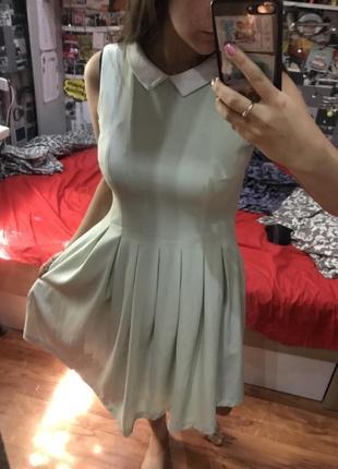 Красивейшее платье mohito