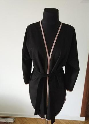 Новое кимоно под замшу