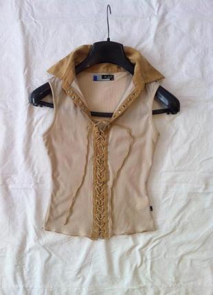 Рубашка с коротким рукавом *футболка*