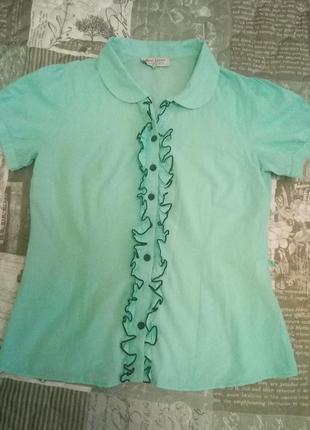 Блуза кофточка футболка
