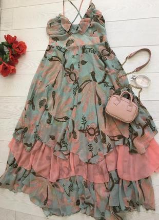 Восхитительное платье от h&m!