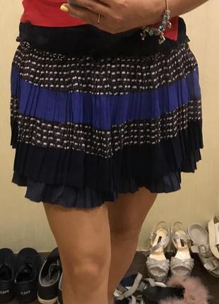 Летняя юбка, м
