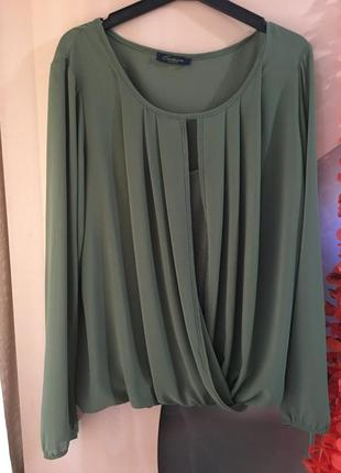 Очень красивая блуза exclusive by cassis