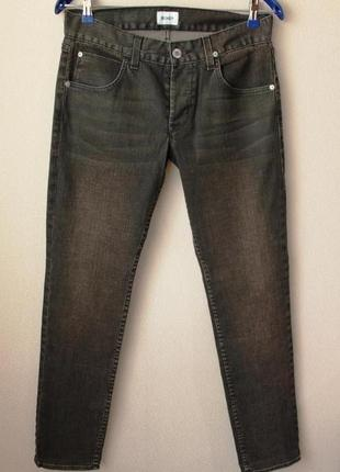 Классные джинсы, классика, hudson, 30 размер
