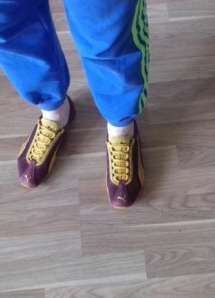 Кроссовки для бега puma фирменные