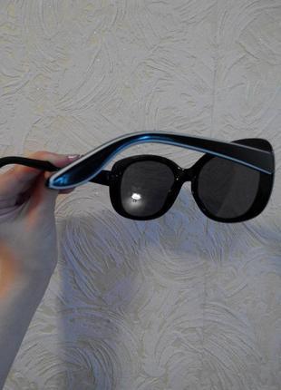 Солнцезащитные stradivarius  black2 фото