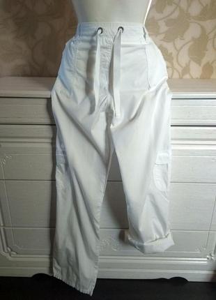 Прямые штаны- бриджи с карманами по бокам george