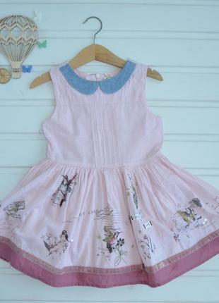 3 года, платье,next