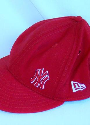 Бейсболка new era (размер l (57,7 см. (uk7¼))