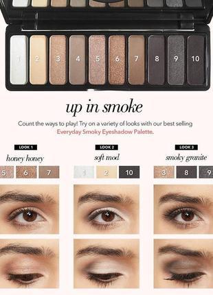 Супер цена тени/палетка матовых и шиммерных теней eyeshadow palette elf набор