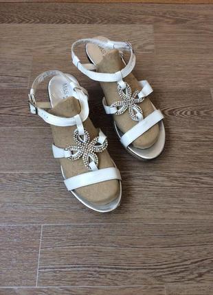 Mark & spencer италия босоножки сандалии 39р 25. 5см