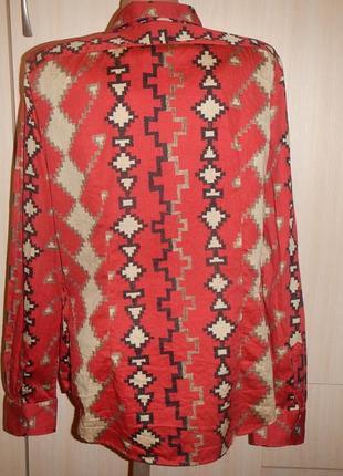 Блуза ralph lauren p.m рубашка2 фото