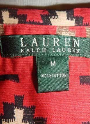 Блуза ralph lauren p.m рубашка3 фото