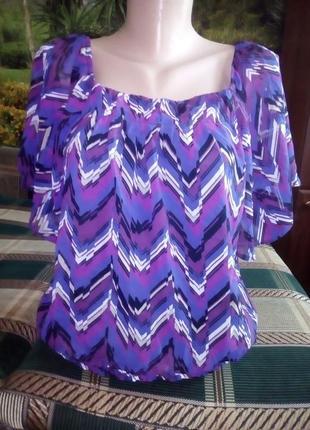 Супер блуза р-р.12-14