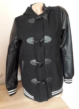 Бомбер, куртка forever21, розмір м