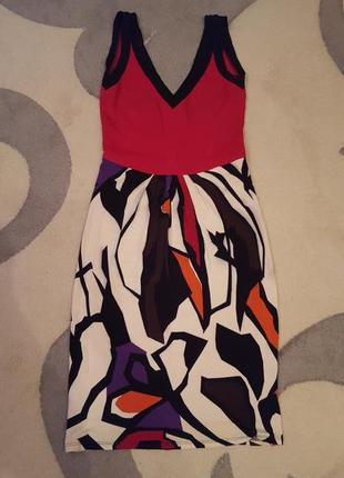 Стильное летнее платье-сарафан