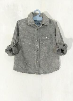 Классная , стильная рубашка - варенка cherokee