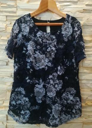 Мережевна блуза dorothy perkins