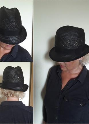 Шляпка итальянка