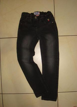 Крутые джинсы на 5-6 лет3