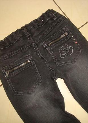 Крутые джинсы на 5-6 лет4