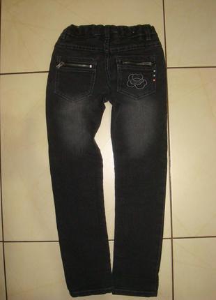 Крутые джинсы на 5-6 лет5