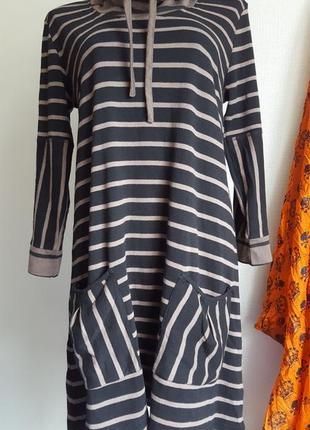 Стильное платье- туника от adini