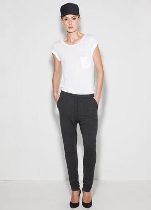 Повседневные штаны для отдыха брюки-джоггеры хлопок moss copenhagen размер s