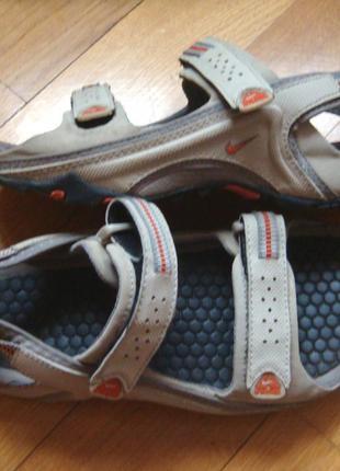 Стильные качественные сандалии босоножки nike acg