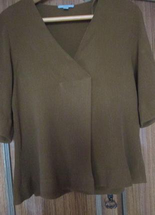 Суперовая блуза из вискозы