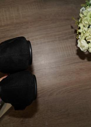 (38р./24,5см) new look! стильные балетки с актуальной вышивкой2 фото