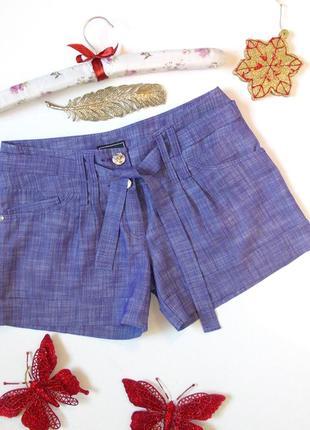 Летние короткие шорты легкие