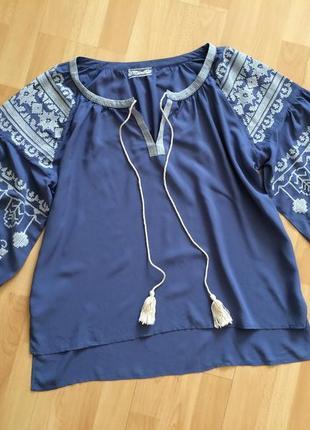 Невероятной красоты блузка вышиванка