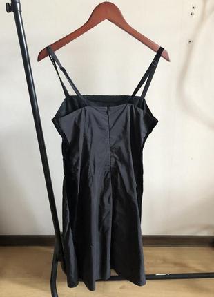 Коктейльное платье bgn со стразами сваровски